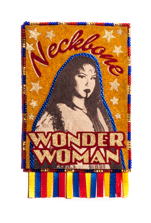 NeckBoneWonderWoman