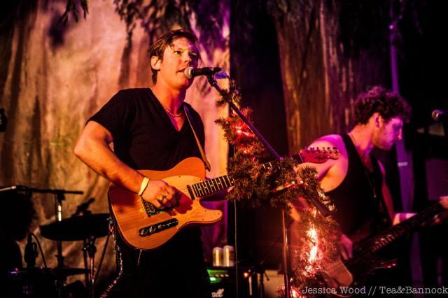 Joy District on stage 2016 by Jessica Wood